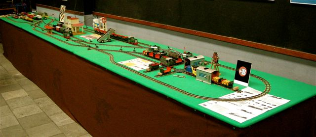Biller Bahn layout