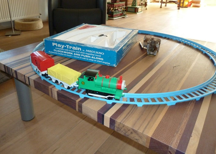 Meccano Percy Play Train