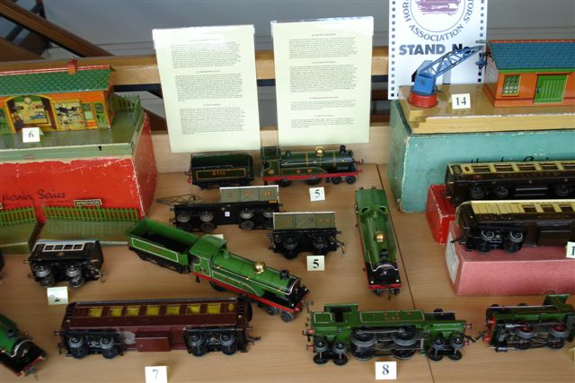 Hornby 0-gauge curiosities