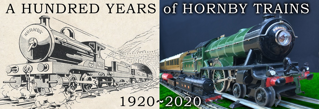 Dutch HRCA Hornby Trains website