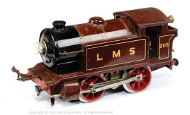 No. 1 Tank (LMS red)