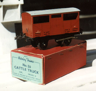 Boxed Hornby