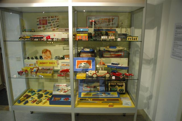 Meccano Products Display
