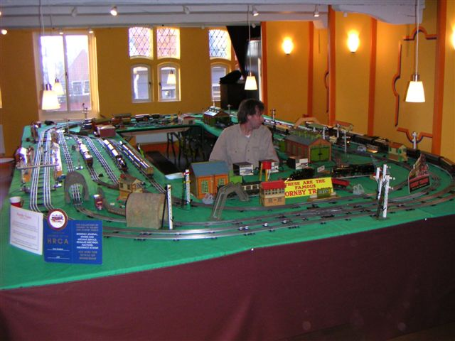 Hornby layout