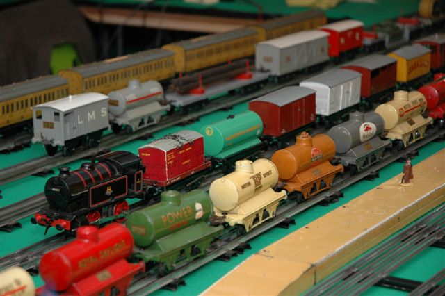 Hornby Goods Trains
