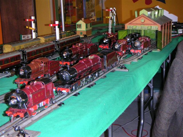 Hornby LMS locos