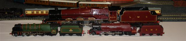 O-gauge and Dublo