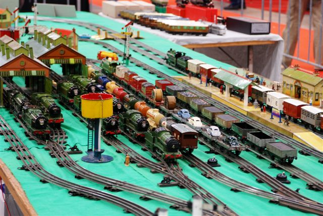Hornby loco shed