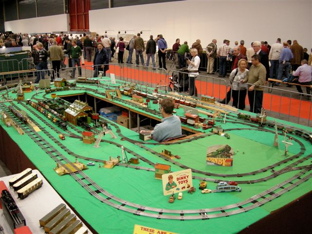 Hornby vintage layout