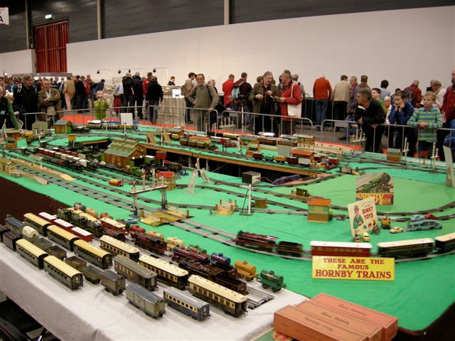 Hornby train show