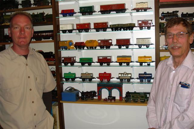Hornby cabinet