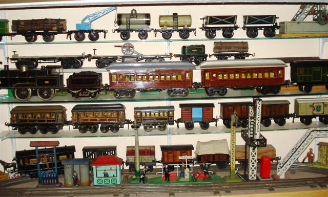 Gauge 1 items by German makers