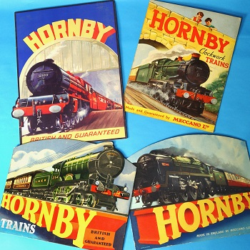Dutch HRCA Hornby Trains