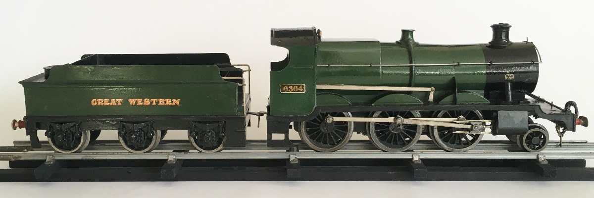 Leeds 2-6-0 GWR Mixed Traffic Locomotive