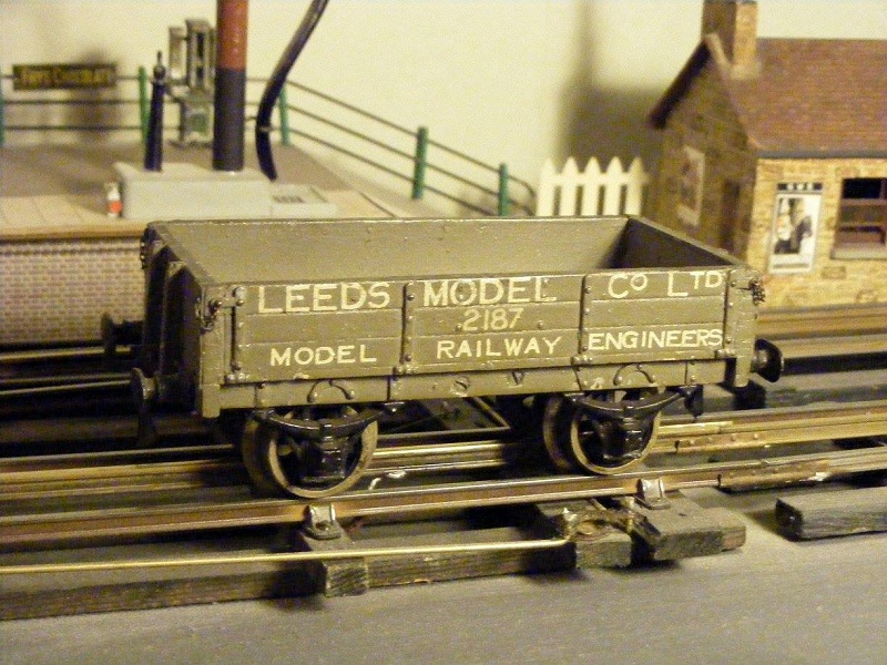 Leeds Type B LMC private owner Open Wagon