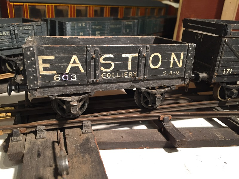 Leeds Type B Easton Open Wagon