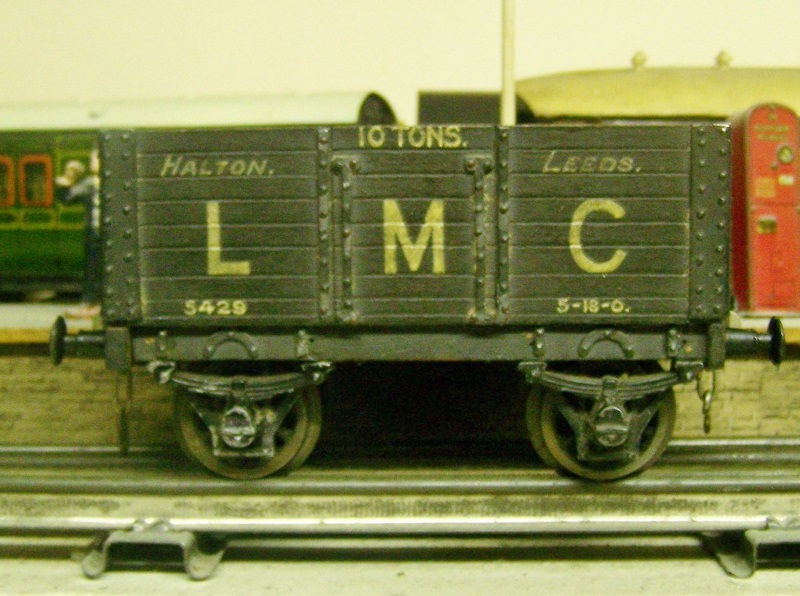 Leeds Type C LMC private owner Open Wagon